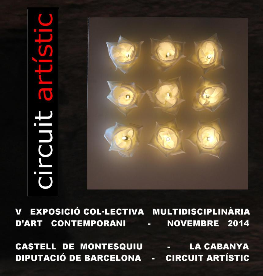 CIRCUITO ARTÍSTICO Castillo de Montesquiu